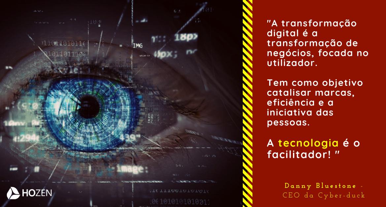 A transformação digital e a Indústria 4.0